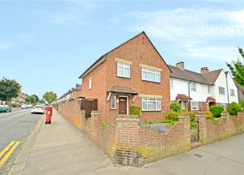 Thumbnail 3 bed end terrace house for sale in Tenterden Road, Addiscombe, Croydon