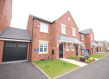 Thumbnail 3 bedroom end terrace house for sale in Faulkner Crescent, Lytham St. Annes