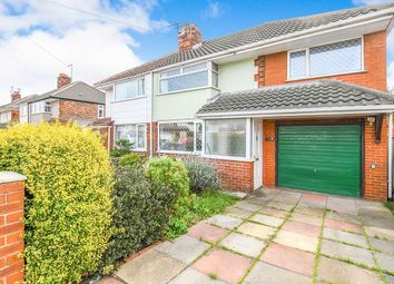 Thumbnail 3 bed semi-detached house for sale in Windy Arbor Close, Whiston, Prescot