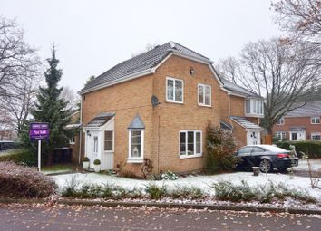 Thumbnail 3 bed link-detached house for sale in Catkin Close, Chatham