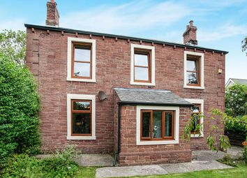 Thumbnail 3 bed detached house for sale in Waverbridge, Wigton