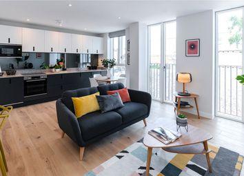 Hertfordshire House, Civic Close, St. Albans, Hertfordshire AL1. 1 bed flat for sale