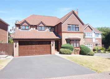 4 bed detached house for sale in Pinners Fold, Runcorn WA7