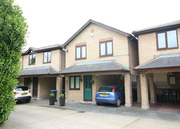 Thumbnail 3 bed detached house for sale in Kingswood Close, Enfield, Middx