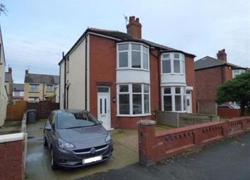 Thumbnail 3 bed semi-detached house for sale in Dunelt Road, Blackpool
