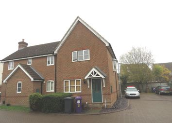 Thumbnail 2 bed semi-detached house for sale in Neagh Close, Stevenage