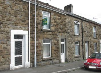 Thumbnail 2 bed terraced house to rent in Clyndu Street, Morriston, Swansea