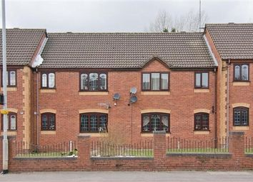 1 bed flat for sale in The Sidings, Hednesford, Cannock, Staffordshire WS12
