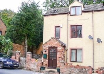Thumbnail 3 bed end terrace house to rent in St. Giles Barton, Hillesley, Wotton-Under-Edge