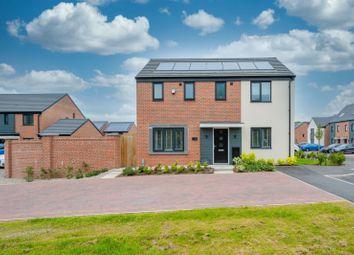 Thumbnail 3 bed detached house for sale in Martlet Grove, Buckshaw Village, Chorley
