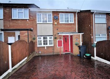 3 bed town house for sale in Priory Field Close, Hurst Hill, Coseley WV14