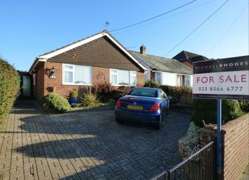 Thumbnail 2 bed detached bungalow for sale in Water Lane, Totton