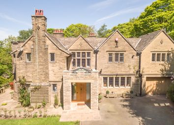 Thumbnail 6 bedroom detached house for sale in Northgate, Honley, Holmfirth