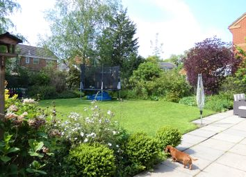 Thumbnail 4 bed detached house for sale in Coniston Gardens, Ashby De La Zouch