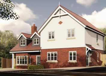 Thumbnail 3 bed semi-detached house for sale in Plot 2, Elm Grove, Epsom