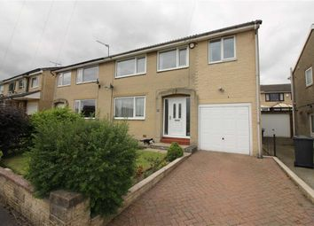 Thumbnail 5 bedroom semi-detached house for sale in Intake, Golcar, Golcar, Huddersfield