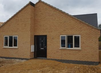 Thumbnail 3 bed bungalow for sale in Drybread Road, Whittlesey