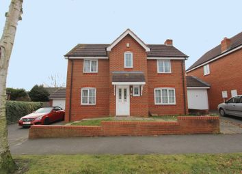 Thumbnail 4 bed detached house for sale in Fernbank Crescent, Walsall