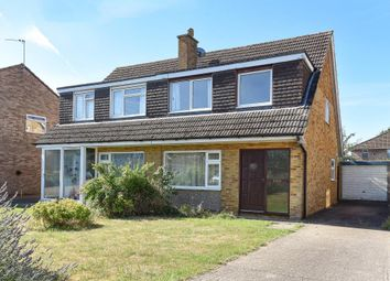 Thumbnail 3 bed semi-detached house for sale in Headington/Marston Borders, Oxford