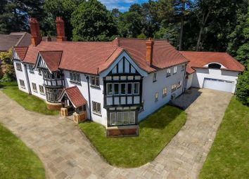 Thumbnail 6 bed detached house for sale in Holwood Park Avenue, Orpington