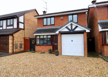 Thumbnail 3 bed detached house for sale in Heron Lane, Stratford Upon Avon