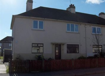 Thumbnail 2 bed flat to rent in Gilmour Avenue, Leven, Fife