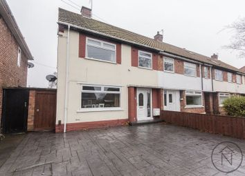 Thumbnail 3 bed end terrace house for sale in Rochester Road, Billingham