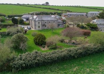 Thumbnail 6 bed detached house for sale in Crantock, Newquay, Cornwall