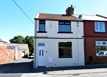 Thumbnail 3 bed end terrace house for sale in St Nicholas Terrace, Easington, County Durham