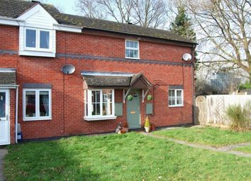 Thumbnail 2 bed end terrace house for sale in Plover Close, Alcester