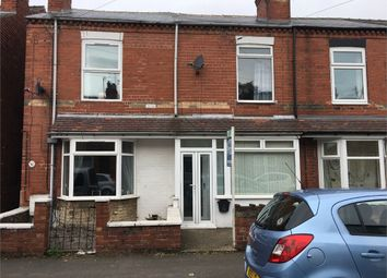 Thumbnail 3 bed terraced house to rent in Devonshire Street, Worksop, Nottinghamshire