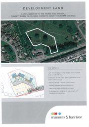 Thumbnail Land for sale in Consett Road, Castleside, Consett