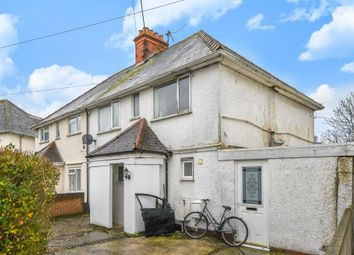 Thumbnail 3 bed flat for sale in Morris Crescent, Oxford