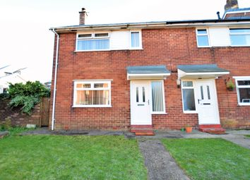 Thumbnail 2 bed semi-detached house for sale in Bryn Y Ffynnon, Wrexham