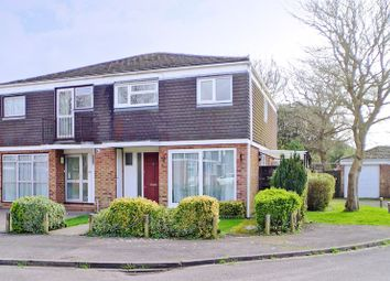 Thumbnail 4 bed semi-detached house for sale in Langley Grove, Rose Green