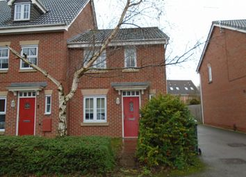 Thumbnail 3 bedroom town house to rent in Atlantic Way, Derby