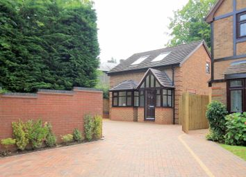 Thumbnail 2 bed detached house for sale in Rowley Hall Drive, Stafford