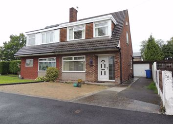 Thumbnail 3 bedroom semi-detached house for sale in Warwick Drive, Hazel Grove, Stockport