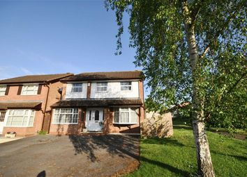 Thumbnail 4 bed detached house for sale in Shackleton Close, Churchdown, Gloucester