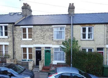 Thumbnail 2 bed terraced house for sale in Cavendish Road, Cambridge