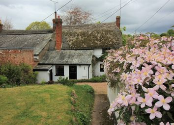 Thumbnail 3 bed cottage for sale in The Green, Otterton, Budleigh Salterton