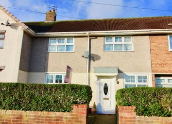 Thumbnail 3 bed terraced house for sale in Irvine Road, Hartlepool