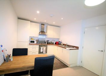 Thumbnail 1 bedroom flat for sale in Saffron Tower, Wellesley Road, Croydon, Surrey
