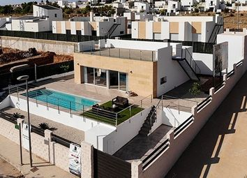 Thumbnail 3 bed detached bungalow for sale in Calle Milan 03520 Alicante Spain, Polop, Alicante, Valencia, Spain