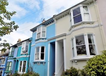 Thumbnail 3 bed terraced house for sale in Parkmore Terrace, Brighton