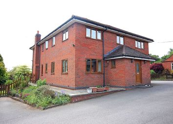 Thumbnail 4 bedroom detached house for sale in Crich Lane, Belper