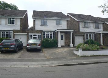 Thumbnail 4 bedroom detached house for sale in Worlds End Lane, Chelsfield, Orpington