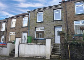 Thumbnail 3 bedroom terraced house for sale in Llantrisant Road, Graig, Pontypridd