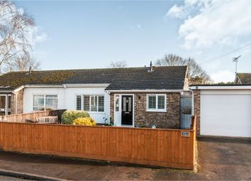 Thumbnail 2 bed semi-detached bungalow for sale in The Paddocks, Brandon