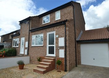 Thumbnail 2 bed semi-detached house for sale in Stoat Park, Barnstaple